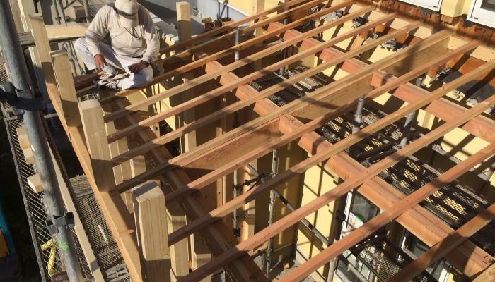 施工事例 明石市 増築工事